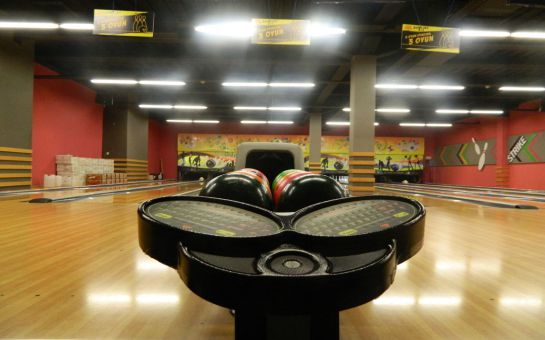 JoyPark Şubelerinde Geçerli Bowling Oyun Bileti