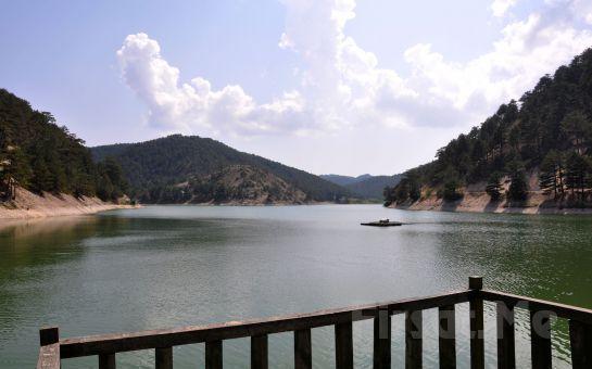 Evora Tur'dan 2 Gün 1 Gece Yarım Pansiyon Yedigöller + Hasanlar Barajı + Abant + Sünnetgölü + Mudurnu Turu!