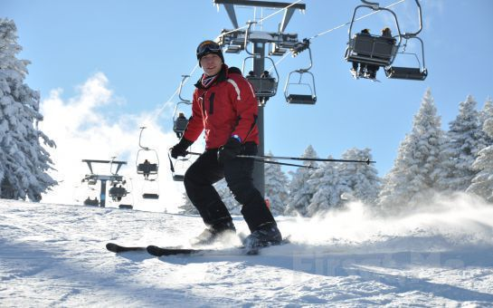 Evora Tur'dan 2 Gün 1 Gece Yarım Pansiyon Uludağ Kayak Turu