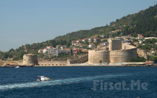 Avantajlı Fiyatlarla Erken Rezervasyon Fırsatı! Evora Tur'dan 3 Gün 1 Gece Yarım Pansiyon, Bozcaada Ayazma Plajları + Çanakkale Turu! (Sınırlı Sayıda)