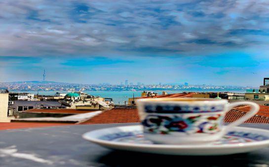 Karaköy Weingart İstanbul Hotel'de 2 Kişilik Konaklama Paketleri