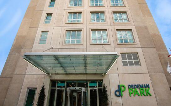 Park Dedeman Bostancı Otel'de 2 Kişilik Konaklama Seçenekleri