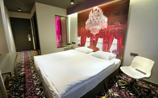 Beyoğlu Tulip City Hotel'de 2 Kişilik Konaklama Seçenekleri