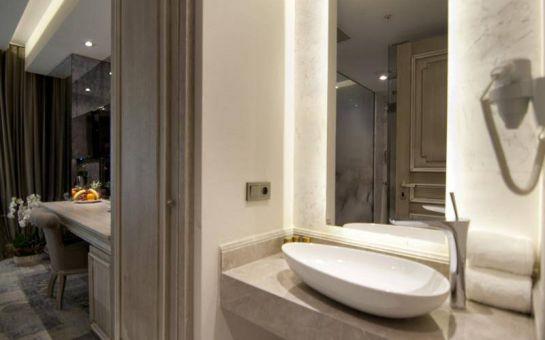 Nupelda Bosphorus Hotel Harbiye'de 2 Kişilik Konaklama Seçenekleri