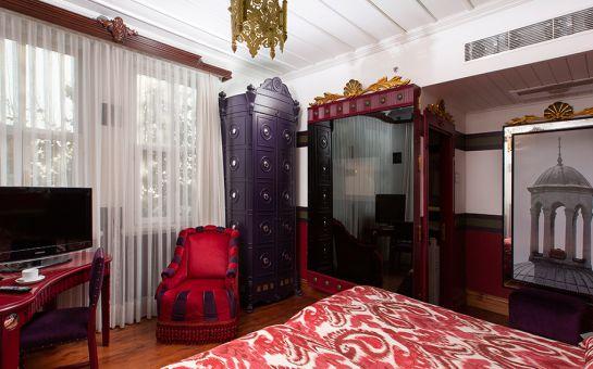 Premist Hotels Sultanahmet'te 2 Kişilik Konaklama Seçenekleri