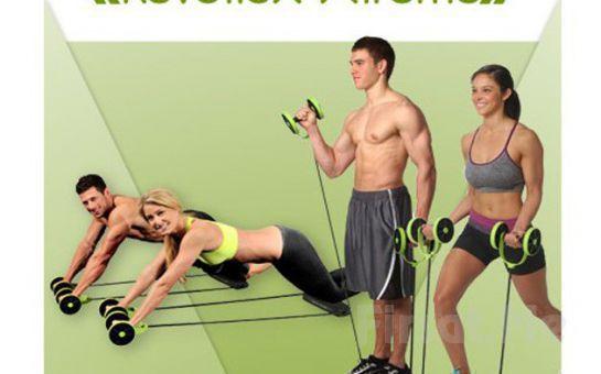 Daha Sıkı ve Kaslı Bir Vücuta Sahip Olmak İçin Revoflex Xtreme Egzersiz Aleti!