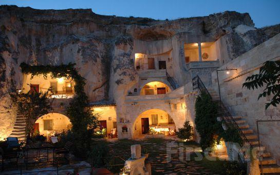 Sömestr Tatilinde, Krizantem Tur'dan 4 Gün 2 Gece Suhan Otelde Yarım Pansiyon Konaklamalı Kapadokya Turu!