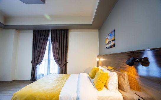 Mugwort Hotel & Spa Esenyurt'ta 2 Kişilik Konaklama