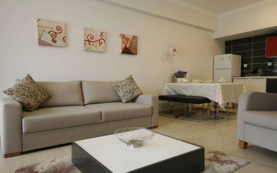 Akropol Termal Ankara'da Suite Odalarda Konaklama Seçenekleri