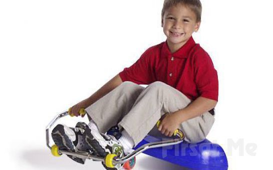 Swing Racer Pedalsız Motorsuz Çocuk Bisikleti İle Çocuklarımız Daha Güvende!