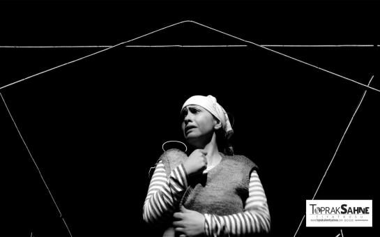 Kadına Karşı Şiddeti Konu Alan 'Sığınamayanlar' Tiyatro Oyunu Bileti