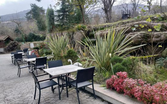 Maşukiye El Garden Otel'de Kahvaltı Dahil Konaklama Seçenekleri