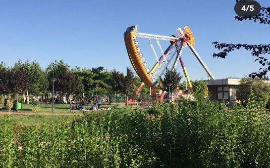 Gaziantep Kılınç Lunapark'ın Tüm Şubelerinde Geçerli 10'lu Bilet