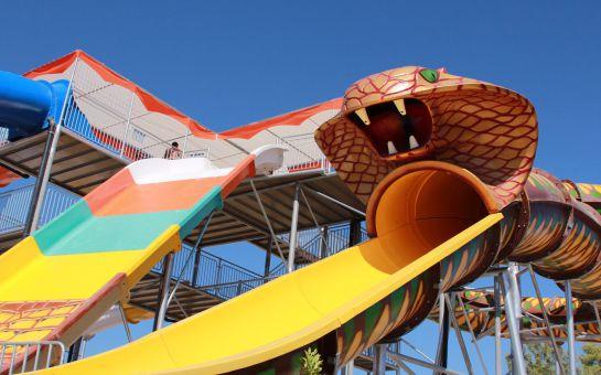 Manavgat Bossea Naturepark'ta Tüm Gün Aquapark Girişi ve Sınırsız Eğlence