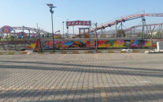 Mardin Movapark Kılınç Lunapark'ta Doyasıya Eğlence İçin 10'lu Giriş Bileti