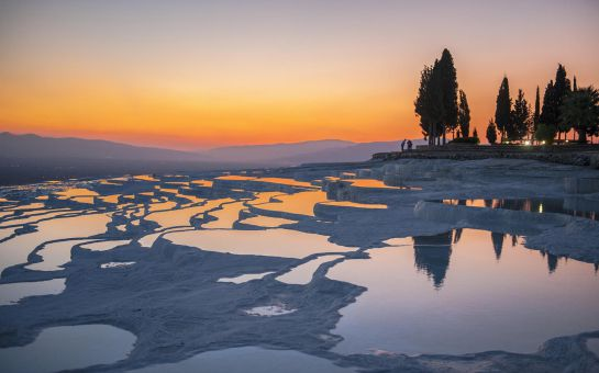 Tourne Tur'dan Kurban Bayramında Geçerli 1 Gece Konaklamalı Lavanta Tarlaları, Salda Gölü, Pamukkale Turu