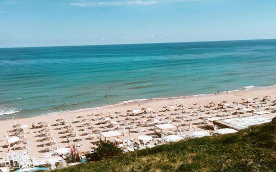 İstanbul'un Mavi Bayraklı İncisi Şile Aqua Beach'te Tüm Gün Plaj
