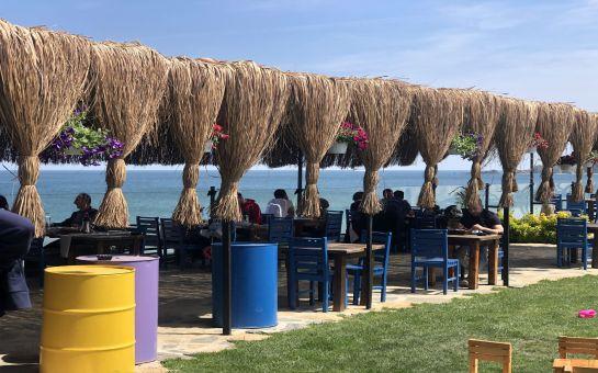 İstanbul'un En Gözde Plajı Kilyos Tırmata Beach'te Gün Boyu Deniz Keyfi