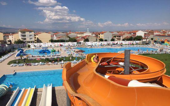 Eskişehir Esaqua Garden, Aqua Bahçe Aquapark'ta Tüm Gün Havuz & Aquapark Giriş Bileti