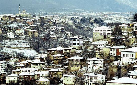 Evora Tur'dan Hamam Sefası Dahil 3 Gün 1 Gece Yarım Pansiyon Konaklamalı Safranbolu, Abant Turu