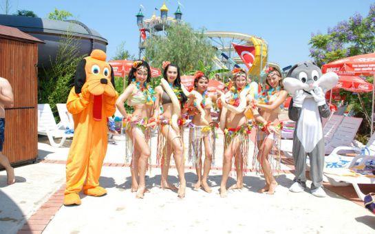 Türkiye'nin 1 Numaralı Su Parkı Kuşadası Aqua Fantasy Aquapark Kampanyası