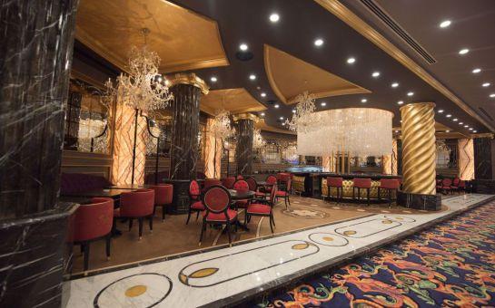 Kıbrıs Les Ambassadeurs Hotel'de Usta Sanatçıların Sahne Alacağı Gala Geceleri Dahil Tatil Ve Eğlence Paketleri