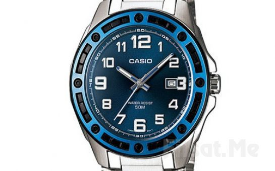 Karizmatik ve Sportif Şıklık! MTP-1347D-2AVDF Casio Erkek Kol Saati Fırsatı! (Orjinal Ürün)