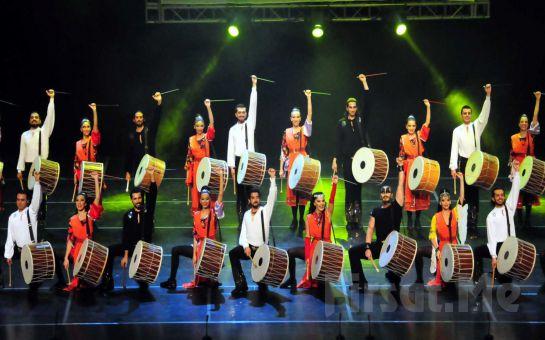 Harbiye Cemil Topuzlu Açıkhava Tiyatrosu'nda 5 Ağustos'ta 'ANADOLU ATEŞİ' Gösterisi Giriş Biletleri
