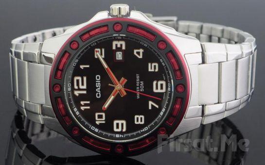 Karizmatik ve Sportif Şıklık MTP-1347D-1AVDF Casio Erkek Kol Saati Fırsatı (Orjinal Ürün)