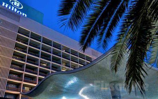 Hilton Convention Hall'da Ozan Doğulu & Suat Ateşdağlı ile Yılbaşı Fırsatı! (Limitsiz Yerli, Yabancı İçki ve İkramlar Dahil)