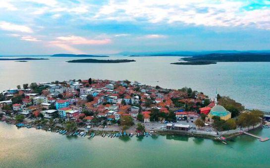 Tatilmod'dan Serpme Kahvaltı Dahil Günübirlik Cumalıkızık, Gölyazı, Mudanya, Trilye Turu