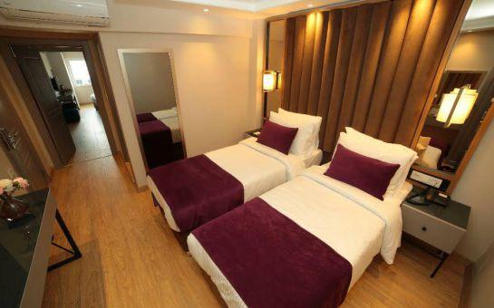 The Roomy Hotel Nişantaşı'nda 2 Kişilik Konaklama Seçenekleri