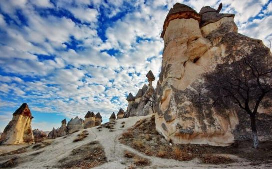 Adventur Turizm'den 5 Yıldızlı Otelde 1 Gece Konaklamalı Kapadokya Turu