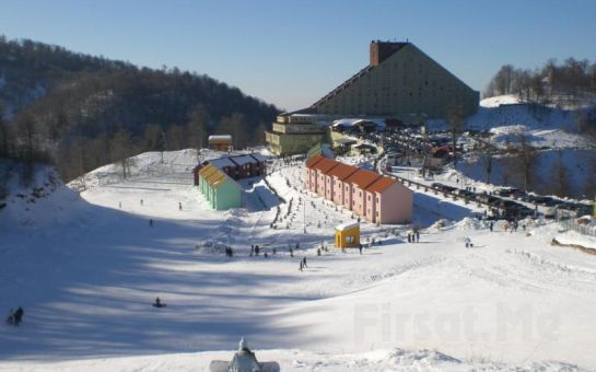 Evora Tur'dan Kahvaltı, Öğlen Yemeği, Kartepe Kayak Turu (Her Hafta Sonu, Ek Ücret Yok)