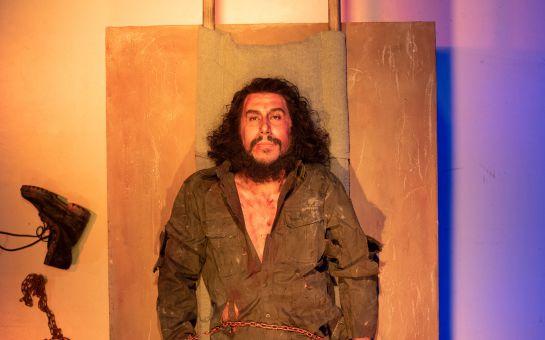 Hak Edilmemiş Bir Sonun Büyük Kahramanı 'Che'nin Vedası' Tiyatro Oyunu Bileti