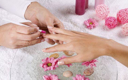 Nişantaşı Shinail Plus'ta Manikür + Pedikür + Sıcacık Jakuzilerde Masaj Fırsatı!