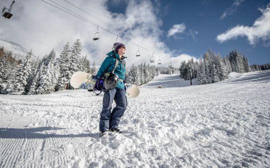 Paytur'dan 2 Kayak Merkezi'nde Kar keyfi Yarım Pansiyon 2 Gün 1 Gece Konaklamalı Kartepe, Kartalkaya Turu
