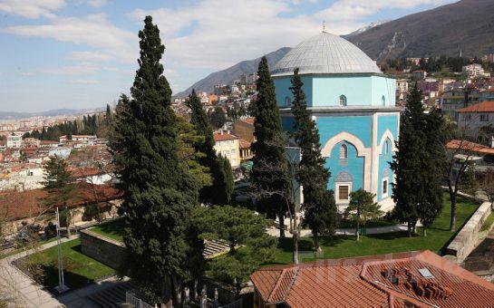 Cami Ve Türbeleriyle Bursa Turuna Hazır Mısınız? Paytur'dan Öğlen Yemeği Dahil Günübirlik Bursa Camiler + Cumalıkızık Turu!