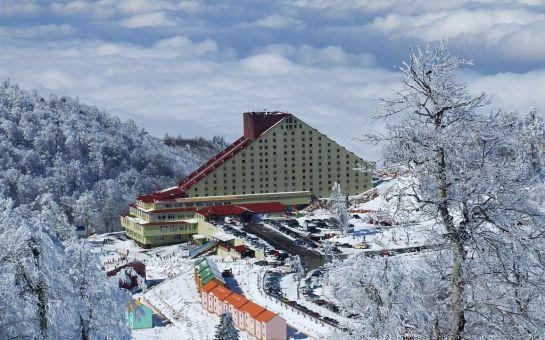 Bu Kış Kayak Keyfini Yaşamanız İçin Ucuz Tatilimden Günübirlik Kartepe Kar Keyfi Turu!