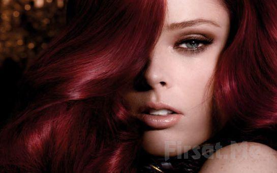 Size Özel Güzellik Paketi Mecidiyeköy Mac Hair Design'da; Hafta Sonlarına Özel Komple Boya, Kesim, Bakım, Fön, Kaş Dizaynı