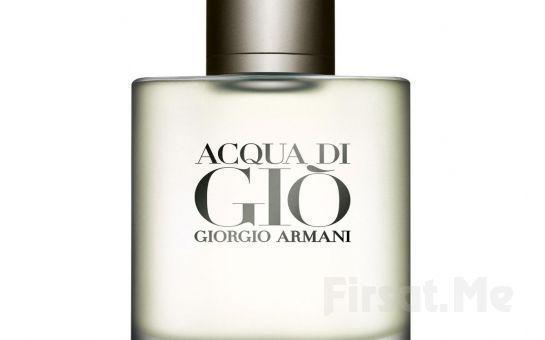 Erkeklere Özel Acqua Di Gio - Giorgio Armani EDT 100 ml Orjinal Tester Parfüm