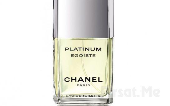 Erkeklere Özel Chanel Platinum Egoiste 100 Ml Orjinal Tester Parfüm Fırsatı!