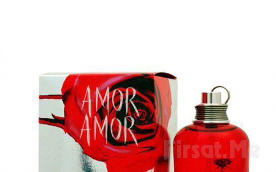 Bayanlara Özel Cacharel Amor For Woman 100 ml Orjinal Tester Parfüm Fırsatı!