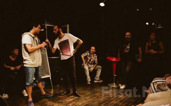 Beyoğlu Karakutu Tiyatro'dan Hayatınıza Yön Verecek 1 aylık Temel Oyunculuk Atölyesi!