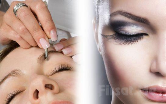 Mecidiyeköy Fashion Club Güzellik Enstitüsü'nde, Röfle veya Balyaj, Komple Boya, Saç Bakımı, Kaş Dizaynı Fırsatı