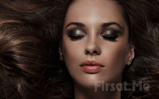 Mecidiyeköy Fashion Club Güzellik Enstitüsü'nde, Röfle veya Balyaj + Komple Boya + Saç Bakımı + Kaş Dizaynı Fırsatı!
