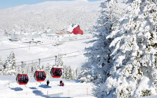 Tutku Turizm'den Günübirlik Uludağ Kar Keyfi ve Kar Üstünde Sınırsız İkramlı Mangal Partisi