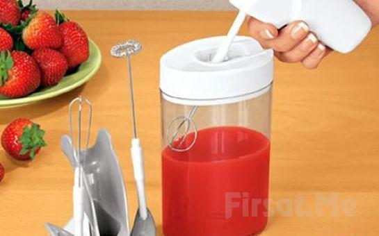 Mutfaktaki Pratik Yardımcınız Mini Multi Mikser