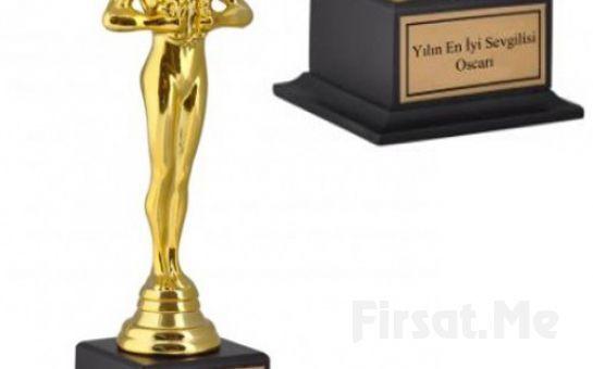 Bu Yılki Oscar Heykeli Sevgilinizin olacak! Yılın Aşkı Oscarı veya Yılın En İyi Sevgilisi Oscarı!