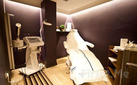 Yeşilköy Lady Sauna Spa'dan Organik Boya İle Kalıcı Makyaj Uygulaması